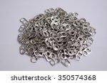 aluminum can | Shutterstock . vector #350574368