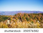 landscapes view of mountains... | Shutterstock . vector #350576582