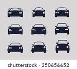 Stock vector car collection 350656652