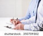 closeup of unrecognizable...   Shutterstock . vector #350709302