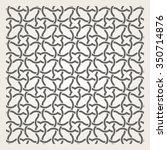 decorative seamless islamic... | Shutterstock .eps vector #350714876