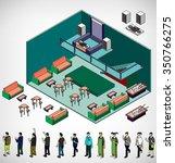 illustration of infographic...   Shutterstock .eps vector #350766275