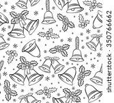 jingle bells christmas... | Shutterstock .eps vector #350766662