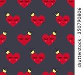 happy valentine's day... | Shutterstock .eps vector #350790806