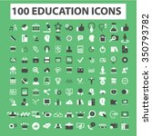 education  learning  study ... | Shutterstock .eps vector #350793782