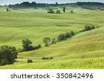 the picturesque landscape of... | Shutterstock . vector #350842496