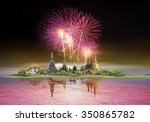 travel bangkok monument concept | Shutterstock . vector #350865782