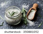Sea Salt Scented Herb Rosemary...