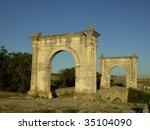 pont flavien | Shutterstock . vector #35104090