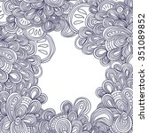 abstract raster pattern. card.