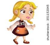 Gretel From Children Story...