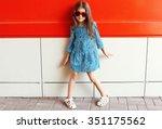 Beautiful Little Girl Model...