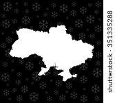 map of ukraine   Shutterstock .eps vector #351335288