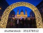 Budapest Christmas Market In...