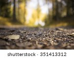 surface level low angle view of ... | Shutterstock . vector #351413312