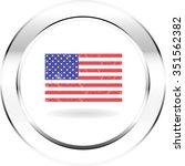 vector united state of america... | Shutterstock .eps vector #351562382