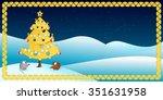 vector illustration of a... | Shutterstock .eps vector #351631958