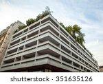 paris  france   august 30  2015 ... | Shutterstock . vector #351635126