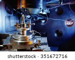 scanning electron microscope   Shutterstock . vector #351672716