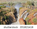 waterfall | Shutterstock . vector #351821618