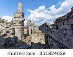 Small photo of Alinda Ancient City, Turkey