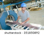 sealer machine | Shutterstock . vector #351850892