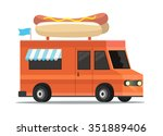 retro vintage logotype. vector...   Shutterstock .eps vector #351889406