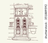 vector illustration of the... | Shutterstock .eps vector #351889592