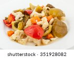 Mixed Pickled Vegetables In...