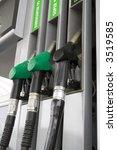 gas pump nozzles | Shutterstock . vector #3519585