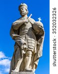 Statue Of Charles The Great ...