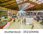 paris  france   june 1  2015 ... | Shutterstock . vector #352104446