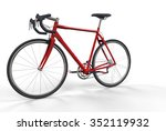 Bicycle Red 2