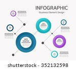 business info graphic | Shutterstock .eps vector #352132598