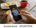 chiang mai thailand   dec 17...   Shutterstock . vector #352307996