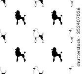 Walapaper  Black Poodles On...