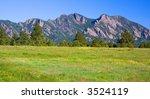 Flat Iron Vista Boulder Colorado