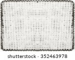 large grunge textures and... | Shutterstock . vector #352463978