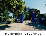 stockholm  sweden   circa july... | Shutterstock . vector #352670498
