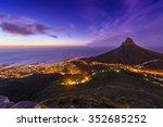 Cape Town's Lion's Head...