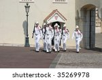 principaute de monaco  august ... | Shutterstock . vector #35269978
