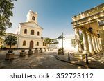 our lady of carmel church  ...   Shutterstock . vector #352723112