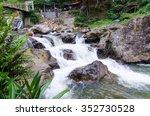 waterfalls in vietnam   Shutterstock . vector #352730528