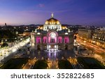mexico city  mexico   october... | Shutterstock . vector #352822685