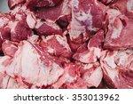 pork | Shutterstock . vector #353013962
