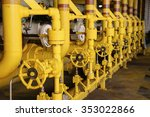 valves manual in the process....   Shutterstock . vector #353022866