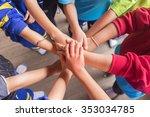 participate. | Shutterstock . vector #353034785