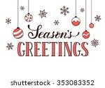Seasons Greetings Postcard...