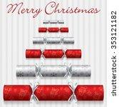 Merry Christmas Cracker Card I...