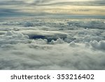 Above The Clouds As Seen From...